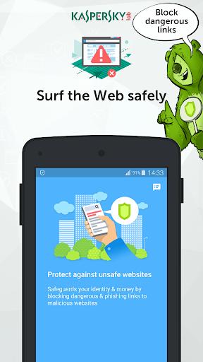 Kaspersky Antivirus & Security - screenshot