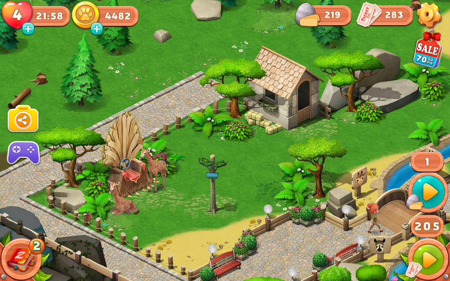 Family Zoo: The Story Screenshot 13