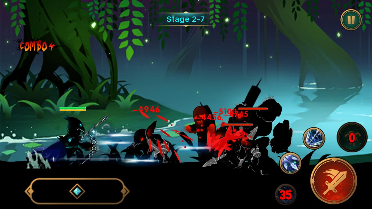Demon Warrior Screenshot 5