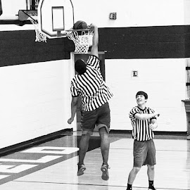 Dunk! by Adam Favre - Sports & Fitness Basketball