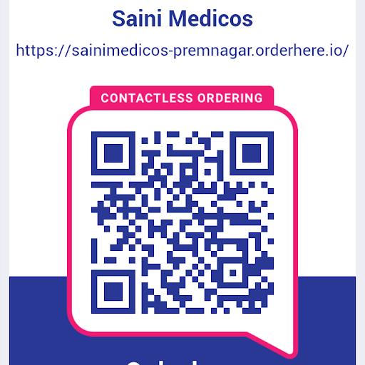 Saini Medicos, Prem Nagar, Patel Nagar, Prem Nagar, Patel Nagar logo