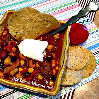 Taco Soup With Chickpeas Recipes