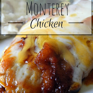 Chicken Monterey Jack Cheese Recipes