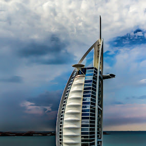 Burj Al Arab by Jaideep Abraham - Buildings & Architecture Office Buildings & Hotels ( dubai, burj al arab, hotel )