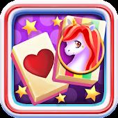 Download Emoji Mahjong - Rainbow Unicorn Adventure Quest APK