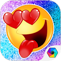 App SMILEY STICKER-S PHOTO EDITOR apk for kindle fire