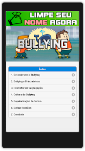 Bullying - screenshot