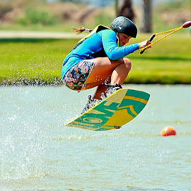 LAKE TELAVIV by Joel Adolfo - Sports & Fitness Other Sports ( watersports, sports&fitness )