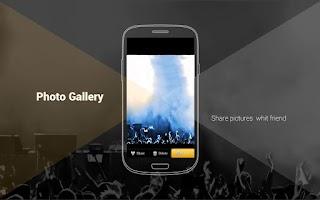 Screenshot of Photo Gallery