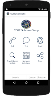 CORE Solutions - screenshot