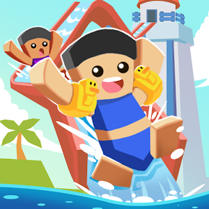 Idle Waterpark 3D Fun Aquapark Online PC (Windows / MAC)