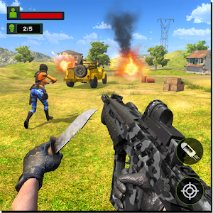 Legend Fire : Battleground Shooting Game For PC / Windows 7/8/10 / Mac – Free Download