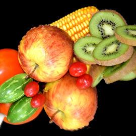 TASTY TREAT by SANGEETA MENA  - Food & Drink Fruits & Vegetables