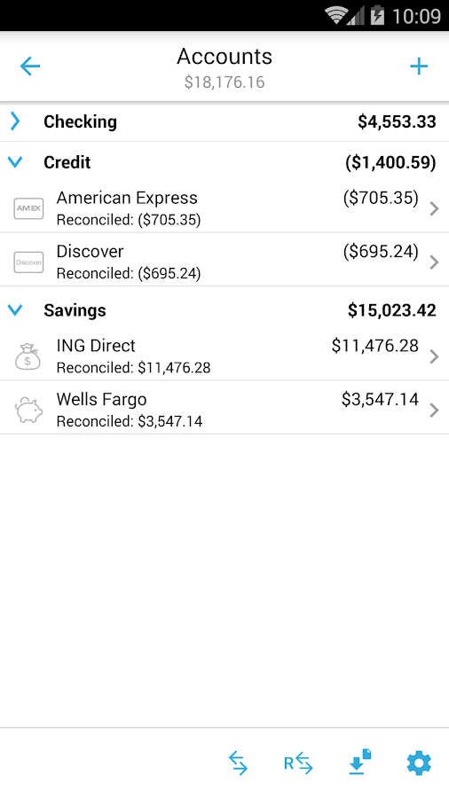 Home Budget with Sync Screenshot 7