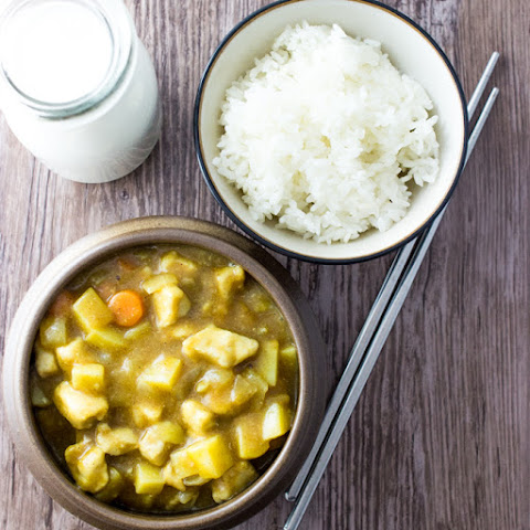 Japanese Chicken And Potato Curry