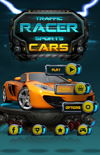 Traffic Racer Sports Cars - screenshot