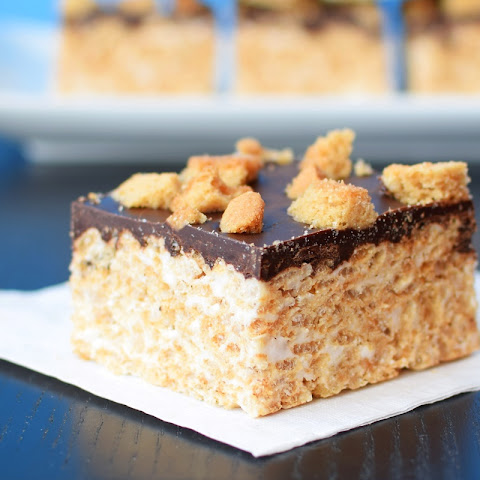 Smores Rice Crispy Treats