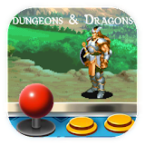 Code Dungeons And Dragons Arcade Dungeons&Dragons file APK Free for PC, smart TV Download