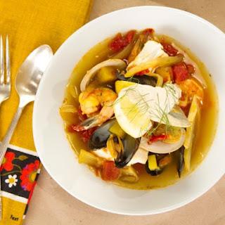 Shellfish Bouillabaisse Recipes