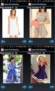 Latest Girls Dressing - screenshot