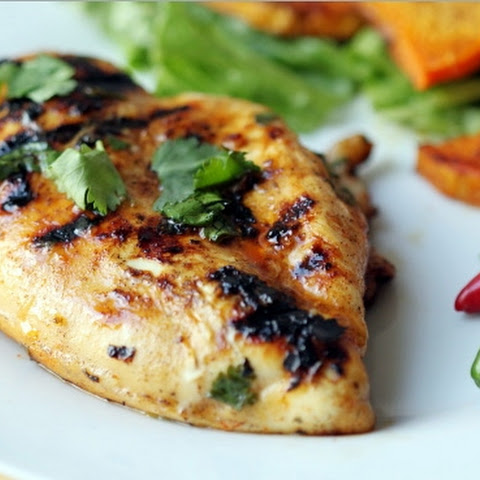 Grilled Jalapeno Chicken