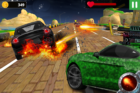 The Chase - Car Games- screenshot thumbnail