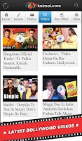 Screenshot of Bollywood News Reviews Videos