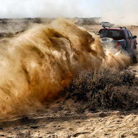 Raees by Abdul Rehman - Sports & Fitness Motorsports ( rally, thrill, pakistan, desert, cholistan, dangerous,  )