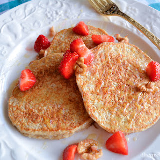 Oat Milk Pancake Recipes