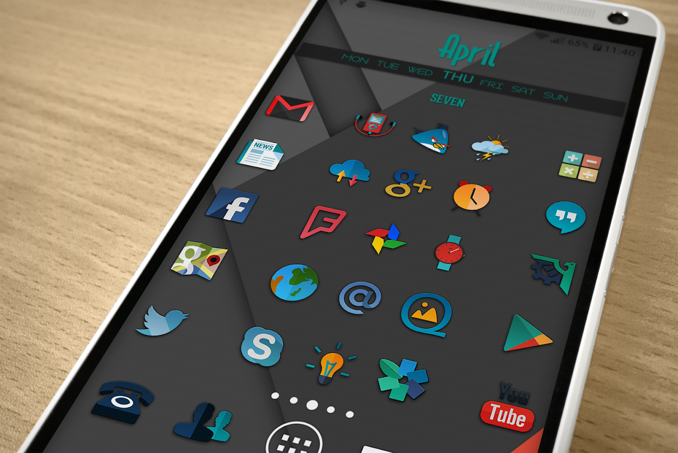 ProtonD Icon Pack Screenshot 7
