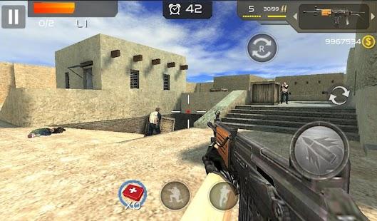 Game Gun & Strike 3D apk for kindle fire