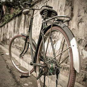 my old stuff by Roland Roger - Transportation Bicycles