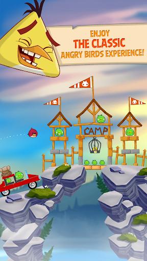 Angry Birds Seasons screenshot 6
