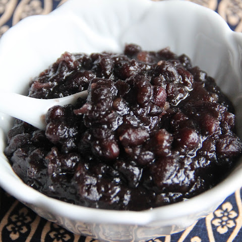 Anko (sweet Red Bean Paste)