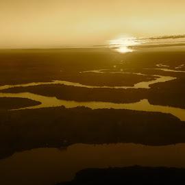 Above by Harris Kalofonos - Landscapes Waterscapes