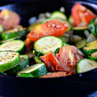 Skillet Zucchini Olive Oil Recipes