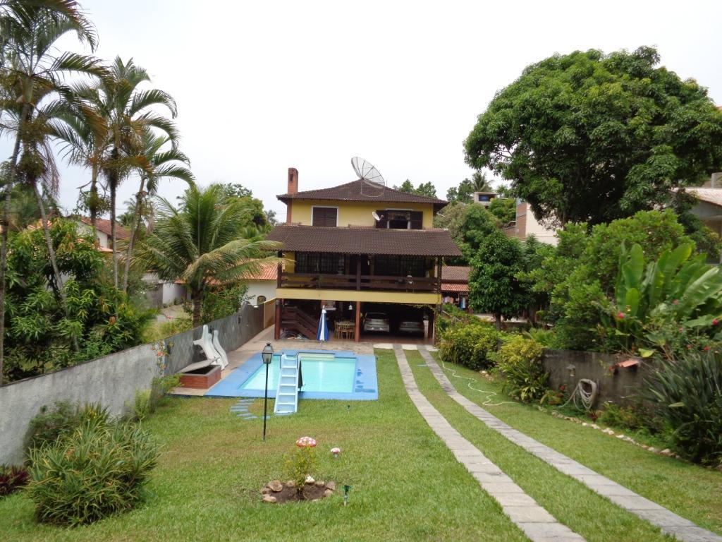 Casa com 3 dormitórios à venda, 322 m² - Maria Paula - São Gonçalo/RJ