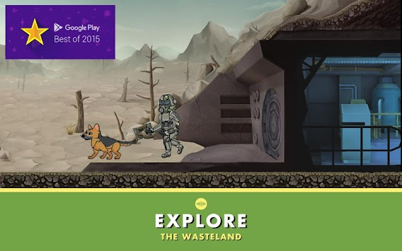 Fallout Shelter APK screenshot thumbnail 9