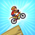 Shiva BMX Dash - Rider Bicycle APK for Bluestacks