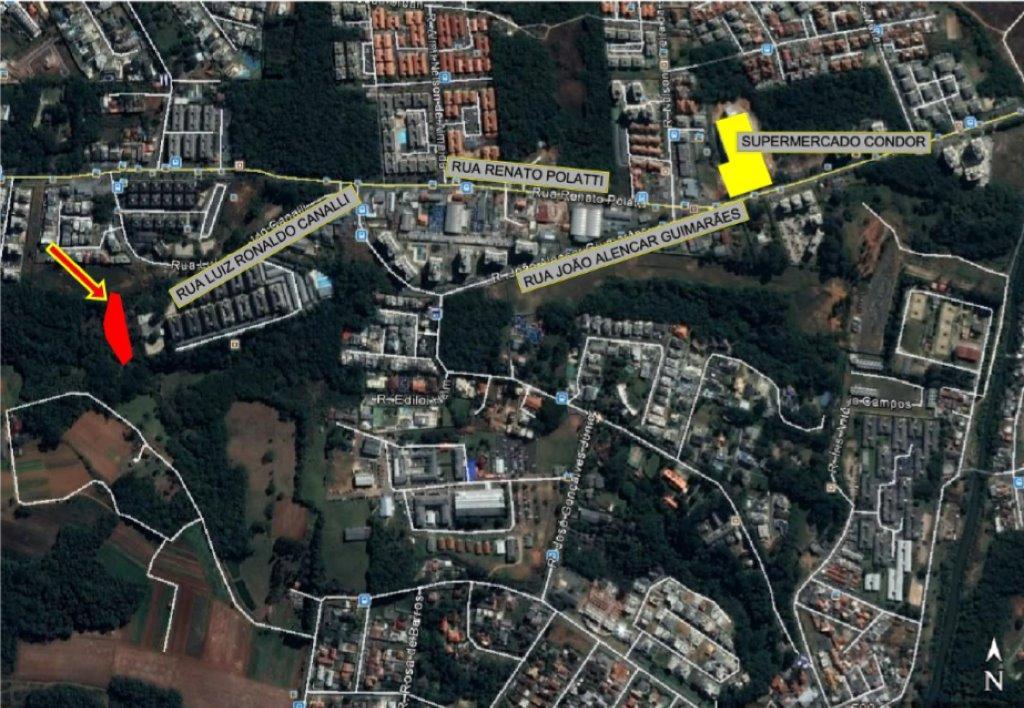 Área residencial à venda, Campo Comprido, Curitiba - AR0009.