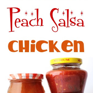 Peach Salsa Chicken Recipes