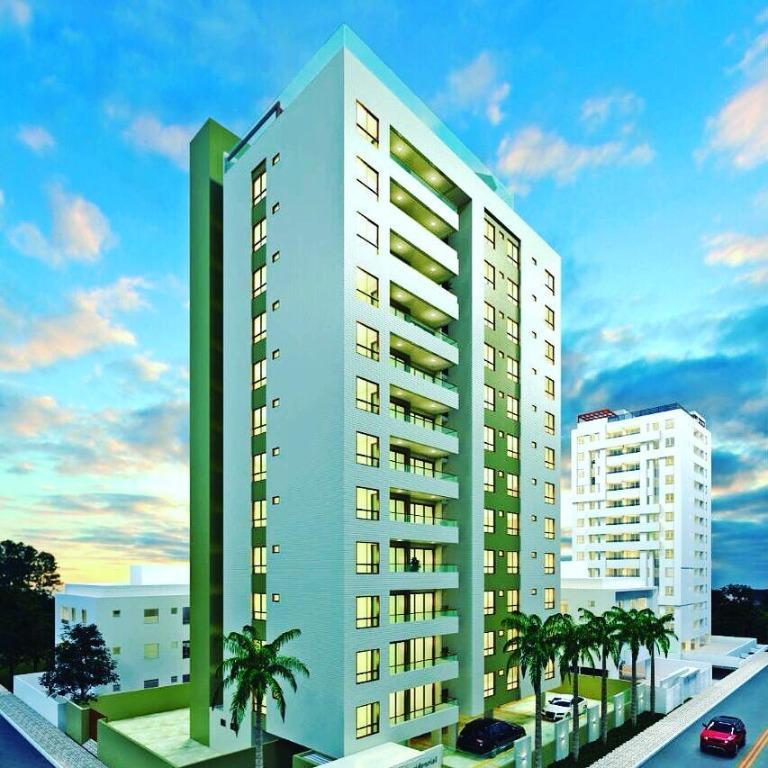 Apartamento com 3 dormitórios à venda, 92 m² por R$ 635.000 - Cabo Branco - João Pessoa/PB