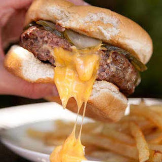 Juicy Lucy Burger