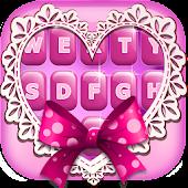 App Valentine's Day Keyboard Theme version 2015 APK