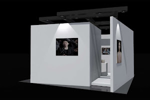 ARTE GLOBALE  @ THE SAATCHI GALLERY BOOTH DESIGN