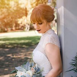 by Sandra Nichols - Wedding Bride