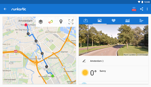 Runtastic Running & Fitness Tracker screenshot 20