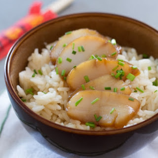 Sea Scallop And Rice Recipes