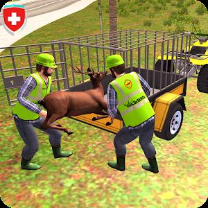ATV Trolley Animal Rescue Mission For PC (Windows & MAC)