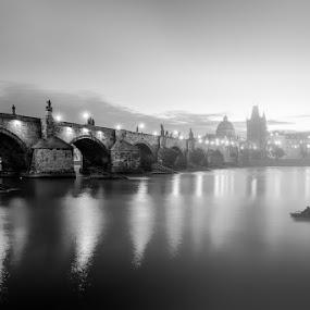 Dream Bridge by Petar Lupic - City,  Street & Park  Historic Districts